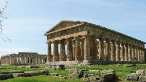 Aspiranti archeologi a Paestum