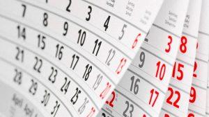 Inizio lezioni lunedì 13 settembre. In linea il calendario di istituto 2021/22