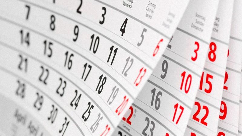 Inizio lezioni lunedì 7 settembre. In linea il Calendario di Istituto 2020/21