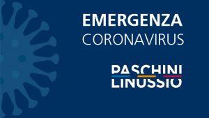 Gestione emergenza Covid-19