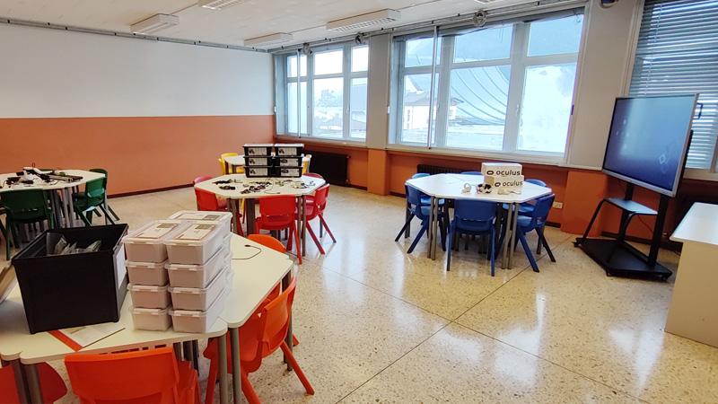 Un nuovo ambiente di apprendimento per la didattica digitale