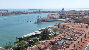 E per finire, Venezia